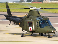 Belgian Air Component | Agusta A-109HA | H35 (MTV Aviation Photography (FlyingAnts)) Tags: belgian air component agusta a109ha h35 belgianaircomponent agustaa109ha belgiumairforce belgium baf saxonair norwichairport norwich nwi egsh canon canon7d canon7dmkii