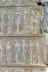 005 Hundred Column Hall (Sedsetoon), North Doorway, Persepolis  (11).JPG (tobeytravels) Tags: artaxerxes xerxes ahurmazda alexanderthegreat