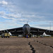 B-52 Stratofortress bombers arrive at Royal Australia Air Force base Darwin for combined training