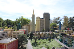 """Lego San Francisco in Miniland at Legoland California • <a style=""""font-size:0.8em;"""" href=""""http://www.flickr.com/photos/28558260@N04/44487525470/"""" target=""""_blank"""">View on Flickr</a>"""