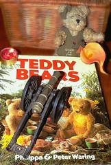 "Don`t shoot ""crazy still life""!!! (marieschubert1) Tags: teddy bear book flower candle canon crazystilllife smileonsaturday"