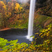 South Falls in Fall Colors