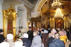 Слушатели Библейско-богословских курсов на приходе Троицкого храма