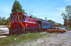 A&M Alco T6 14 (Chuck Zeiler48) Tags: am alco t6 14 railroad locomotive vanburen train chuckzeiler chz