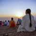 Meditation at Mount Abu, Rajasthan, India