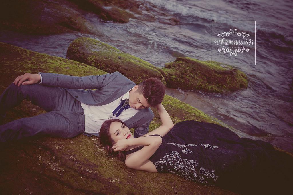金山水尾漁港,神秘海岸金山,台北婚紗景點,中和婚紗推薦,板橋婚紗攝影,永和婚紗,視覺流感,水尾漁港婚紗