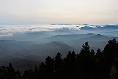 View from Mount Sterling (dtroyka) Tags: smokes
