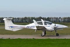 PH-DTS Diamond DA.42 @ Lelystad 20-Oct-2018 by Johan Hetebrij (Balloony Dutchman) Tags: lelystad airport aircraft 2018 phdts diamond da42