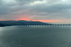 Photo of River Tay Sunset