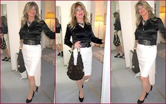 Triptych 2 (Julie Bracken) Tags: satin kelayla transvista cd tgurl feminized xdresser mature old tv portrait hair red fashion transvestite mini skirt transgender m2f mtf transsisters enfemme ginger redhead party tranny trannie heels nylon julieb85 crossdressing crossdresser tgirl feminised 2016 kinky pantyhose crossdress polyamorous lgbt ladyboy transsexual transexual kelayla04