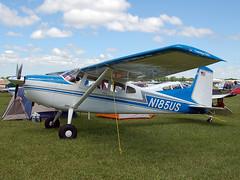 N185US Cessna A185F Skywagon (johnyates2011) Tags: oshkosh oshkosh2017 eaaairventure n185us cessna skywagon cessna185 cessna185skywagon