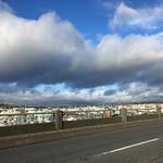 Blue sky and big clouds over Ballard thumbnail