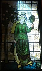 [69055] Birmingham : BM&AG - Four Seasons (Budby) Tags: birmingham westmidlands artgallery museum stainedglass window preraphaelite