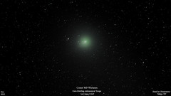 Comet_46P_Wirtanen_20181204_HomCavObservatory_ReSizedDown2HD (homcavobservatory) Tags: homcav observatory comet 46p wirtanen orion ed80t cf 80mm f6 triplet apochromatic refractor 085x televue field flattener focal reducer losmandy g11 mount gemini 2 control system zwo asi290mc planetary camera autoguider celestron shorttube phd2 piggyback 8inch f7 criterion newtonian reflector unmodded canon 700d t5i dslr astronomy astrophotography