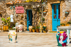 Marzamemi (fede_gen88) Tags: sicilia sicily italia italy nikond7200 nikon marzamemi blue blu