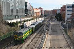 Tren de Reyes 2018 (Adrian_Tresmil) Tags: alsa 2100 tren histórico felipe 2 madrid elturulesquismo vt calderín delicias