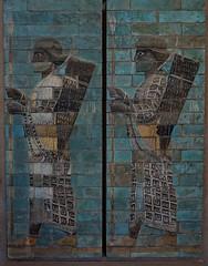 Persian reliefs. Louvre, Paris (gabijaugnyje) Tags: persianart relief louvre paris ancientpersia ancientcivilizations