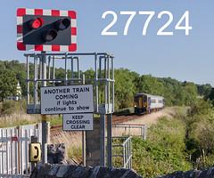 robfrance5d2_27724_300618_x156452_silverdale_level_crossing_2c34_nt_edr16lr6coefx4weblowres (RF_1) Tags: 156 156452 2018 levelcrossing arriva automatichalfbarrier automaticlevelcrossing barrier barriers britain class156 crossing cumbria cumbrian cumbriancoast cumbriancoastline cummins cumminsnt855r5 danger db deutschebahn dieselmultipleunit dmu england franchise greatbritain level localtrain localtrains metrocammel northern northernengland northernrail passengertrain publictransport rail railroad railroads rails railway railways redlights road roads rural silverdale sprinter stoppingtrain stoppingtrains supersprinter train trains transport travel traveling uk unitedkingdom westmorland