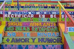 Escaleras (Paula.rodrv) Tags: staircase escaleras colores