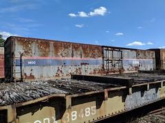 Heart of Dixie RR Museum 4 (Pilot MKN) Tags: railroad trains caboose locomotive museum alabama calera heartofdixie rollingstock amtrak
