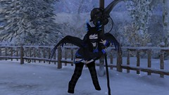 Snapshot_551 (Akiyusa Nuse) Tags: second life secondlife sl slanime kemono m3 ahs2 cute kawaii demon girl screenshot video games secondlifephoto secondlifephotography secondlifescreenshot snow winter evening night