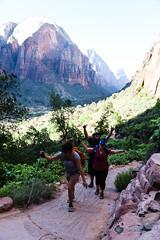 Utah_2018_ (14 of 144) (jasinrodriguez) Tags: zion trekking family narrows subway zionnationalpark nationalparks outdoors