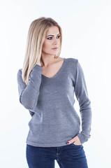 beeanddonkey_sweter_IMG_7468 (beeanddonkey) Tags: beeanddonkey knitted fashion madeinpoland dzianina kobieta woman fashionphoto stylish silesia silesiafashion