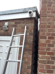 "5 Megapixel IP Dome Vandal Proof CCTV Camera Installed in Barnet, London. • <a style=""font-size:0.8em;"" href=""http://www.flickr.com/photos/161212411@N07/45767811572/"" target=""_blank"">View on Flickr</a>"