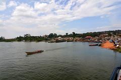 Nakiwogo landing site in Entebbe (supersky77) Tags: entebbe uganda africa lakevictoria boat