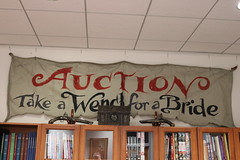 """Take a Wench for a Bride - Auction Banner from the Pirates of the Caribbean Attraction • <a style=""""font-size:0.8em;"""" href=""""http://www.flickr.com/photos/28558260@N04/45782449622/"""" target=""""_blank"""">View on Flickr</a>"""