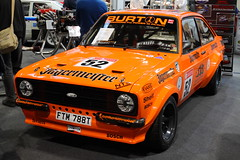Ford Escort mk2 (JoRoSm) Tags: lancaster insurance classic motor show nec birmingham car cars automobile auto nationalexhibitioncentre carshow 2018 sports performance classics yesteryear polished rides wheels canon 500d tamron ford escort mk2 burton power motorsport race racing coupe jagermeister eos transport national exhibition centre indoor