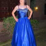 Blue ballgown thumbnail