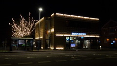 By night (Steenjep) Tags: herning jylland jutland danmark denmark nat night bo building bygning lys light sony wx500