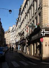 Paris (Maxofmars) Tags: rue calle paris capitale france francia europe europa city ciudad città hiver winter street