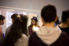 Alicia en el país (esciencia) Tags: exposición alicia matemáticas lewis carrol talleres guiados teatralizadas visitas teatralización educación secundaria eso bachillerato