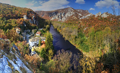 Cherepish Monastery (hapulcu) Tags: balkan bulgaria bulgarie bulgarien cherepish herbst iskar automne autumn autunno gorge monastery otoño toamna