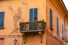 Lucio Dalla's house (alessio.vallero) Tags: italianmusic musicaitaliana musica music italiansinger singer balcony house luciodalla bologna metropolitancityofbologna italy it