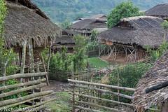 Galo Village (Nick Mayo/RemoteAsiaPhoto) Tags: village thatch india arunachalpradesh paya
