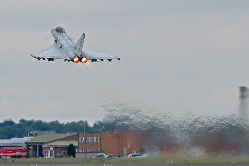 RAF Typhoon - QRA