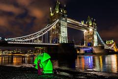 181005 9996 (steeljam) Tags: steeljam nikon d800 lightpainters london bridge magilight noc