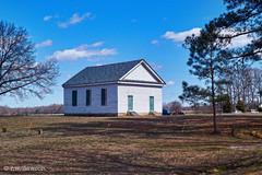 Unknown Old Church (r.w.dawson) Tags: essexcounty virginia va usa architecture building abandoned forgotten church