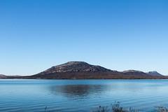 Mount Scott (katyearley) Tags: t6 rebel canon oklahoma rocks clear sky water lake blue landscape mountain