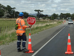 DSC00386 (markgeneva) Tags: route2 pahiatua roadworks newzealand nz neuseeland nouvellezélande hawkesbay