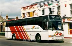 Bus Eireann VC37 (96D49889). (Fred Dean Jnr) Tags: buseireann cork volvo b10m caetano algarveii vc37 96d49889 infirmaryroadcork july1998