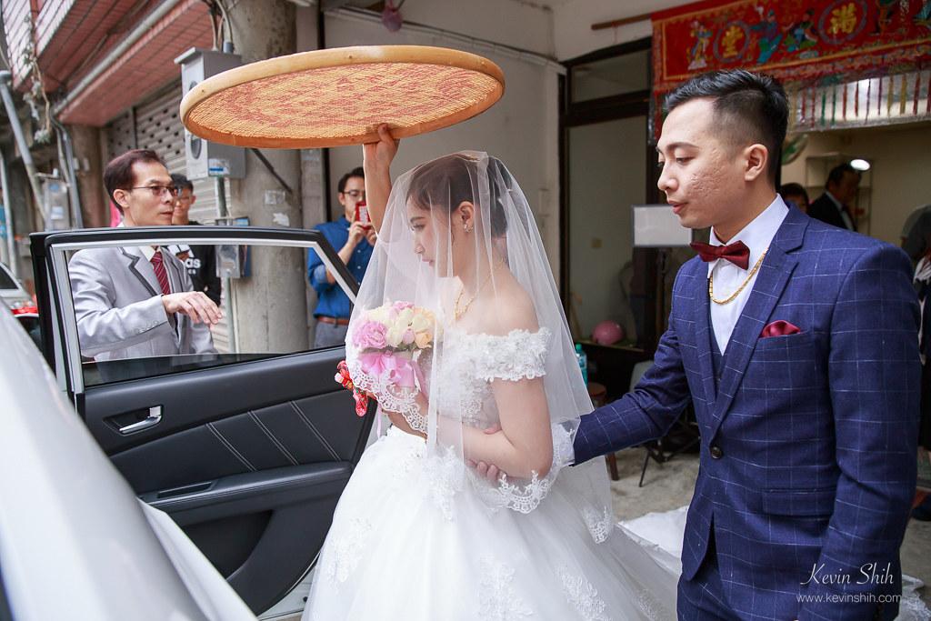 新竹婚禮紀錄-迎娶拍攝