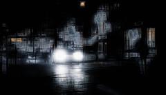road warrior z2 ddz 2 (duncan!) Tags: ©2018duncanwadeallrightsreserved leica m10 voigtlander 50mm f12 nokton london street night flare car speed digital abstract extreme crystalcity