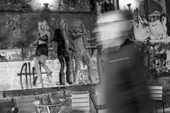 ..... (chankobetter) Tags: chankobetter neapol luoghi street urbanexplorer streeting italia streetart citylife urban napoles partenope city napoli decumano scorciurbani campania centrostorico naples graffitart graffiti