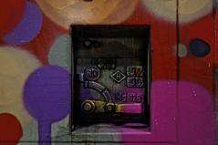 ([gegendasgrau]) Tags: water waterdrops drips dripping drops colors colorful colour mechanik mechanical closeup details rain regen hebel lever graffiti vandalism vandalismus paint urbanart decay verfall urban eisenbahn railway train zug photography fotografie explore mood moody ambiance atmo atmosphere atmosphäre feeling flavour documentation dokumentation reportage lifestyle umwelt environment wetter weather stimming beautiful licht light numbers zahlen dortmund ironcity nrw ruhrpott ruhrgebiet ruhryork