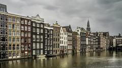 Amsterdam. (musette thierry) Tags: amsterdam ville holande nederland musette thierry d800 nikon vue maison architecture r très tr t
