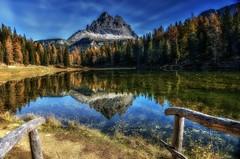 ANTORNO (giannipiras555) Tags: lago dolomiti riflessi colori montagna alberi autunno travel paesaggio panorama landscape natura foliage trentino foglie